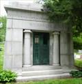 Image for Richardson Mausoleum - Mount Mora Cemetery - St. Joseph, Mo.