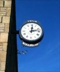 Image for Uriah Woodhead clock - Bradford, UK