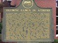 Image for Olympic Games in Athens (Clarke County)