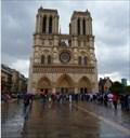 Image for Notre-Dame Cathedral, 1832 - Schmidt, Bernhard - Paris, France