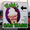 Image for Webb's Creamy Whip & Car Wash