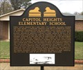 Image for Capitol Heights Elementary School - Montgomery, AL