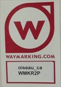Image for oiseau_ca Waymark Sticker
