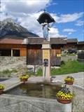 Image for Dorfbrunnen Wald im Pitztal - Tyrol, Austria
