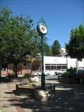 Image for Rotary Club Clock - Jackson, CA