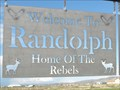 Image for Welcome to Randolph - Home of the Rebels - Randolph, UT