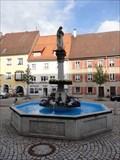 Image for Marienbrunnen - Hüfingen, Germany, BW