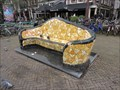 Image for Mosaic Benches - Amsterdam, Netherlands