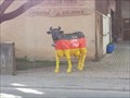 Image for German Cow - Wolfenhausen, Germany, BW