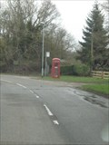 Image for Boxworth    Red telephone box - Camb's