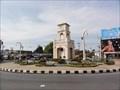Image for Surin Circle Fountain—Phuket Town, Thailand.