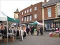 Image for Kettering Market - Market Place, Kettering, Northamptonshire, UK