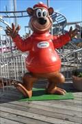 Image for Casino Pier Bear  -  Seaside Heights, NJ