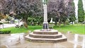 Image for Enderby Cenotaph - Enderby, BC