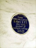 Image for Millicent Garrett Fawcett