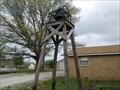 Image for Bell Tower at Twelve Corners Baptist Church near Pea Ridge, AR