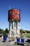Image for New Zealand Railways Water Tower — Lumsden, New Zealand