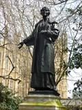 Image for Emmeline Pankhurst Statue - London, England