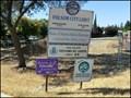 Image for City of Folsom, Calif. Population sign North