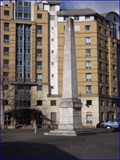 Image for King George Obelisk - St George's Circus, London, UK