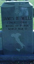 Image for Private James Henry Mills