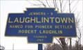 Image for Blue Plaque: Laughlintown