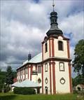 Image for Kostel Narozeni svateho Jana Krtitele v Kamenickem Senove / okres Ceska Lipa, CZ