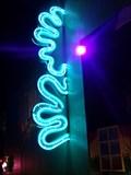 Image for Blue Squiggle - Universal City Walk - Orlando, Florida