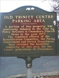 Image for OLD TRINITY CENTRE PARKING AREA
