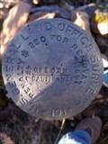 Image for USGLO 42L Border Monument '108M' - Oregon/California