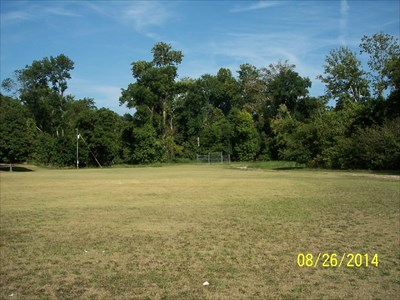 Ball Field at Roaring River State Park, by MountainWoods