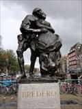 Image for Gerbrand Adriaenszoon Bredero  -  Amsterdam, Netherlands