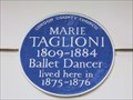 Image for Marie Taglioni - Connaught Square, London, UK