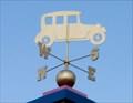 Image for Automobile Weathervane