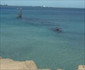 "Image for The ""Omeo"" wreck , Coogee, Western Australia"
