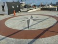 Image for Dockyard Wharves Compass Rose - Royal Naval Dockyard, Sandys Parish, Bermuda