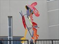 Image for Colorful Abstract Sculpture - Gainesville, FL