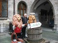 Image for Lions at city hall restaurant, München, Germany