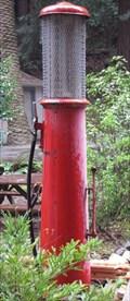 Image for Vintage Gasoline Pump - Santa Cruz, CA