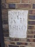 Image for Parish Boundary Marker - Kensington High Street, London, UK