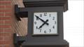 Image for Granite Mountain Bank Clock - Philipsburg, MT