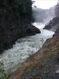 Image for Lower Falls Overlook - Letchworth State Park, New York