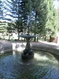 Image for Dunsmuir Fountain - Dunsmuir, California