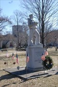Image for War Memorial on The Green - Wellsboro, PA