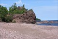 Image for Black Beach - Silver Bay, MN