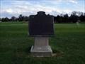 Image for Schimmelfennig's Brigade - US Brigade Tablet - Gettysburg, PA