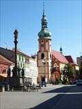 Image for kostel sv. Jakuba Vetšího, Sokolov, Czech republic