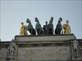 Image for Arc de Triomphe du Carrousel Quadriga  -  Paris, France