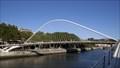 Image for Zubizuri Bridge, Bilbao, Spain
