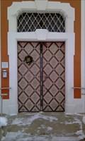 Image for Dvere muzea severniho plzenska, Marianska Tynice, CZ, EU